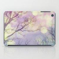 lunar iPad Cases featuring Lunar Orbit by Olivia Joy StClaire