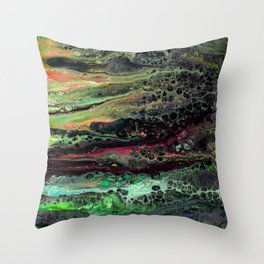Seventh Dip Throw Pillow