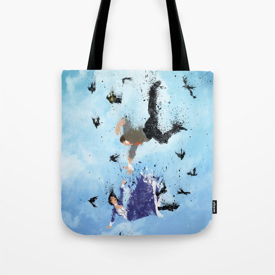 Land of America Tote Bag