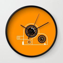 BB-8 gaze Wall Clock