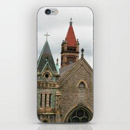 Downtown Cincinnati Church | Covenant-First Presbyterian Church iPhone Skin