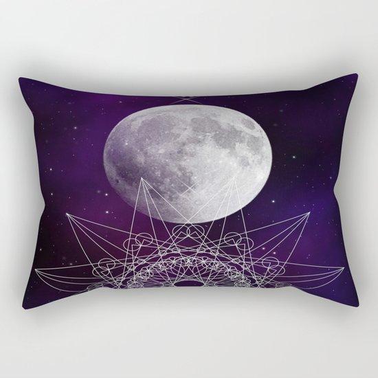 Open Rectangular Pillow