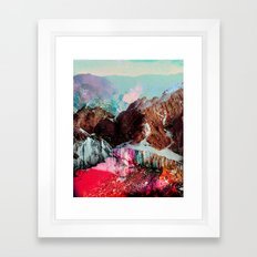 Untitled 20110310e (Landscape) Framed Art Print