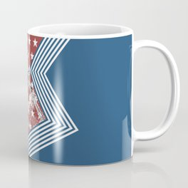 Ski like a Girl for USA Coffee Mug
