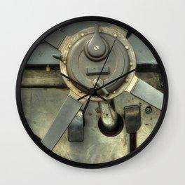 Vintage Cockpit Wall Clock