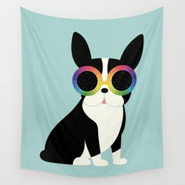 Work Hard Play Harder Wall Tapestry