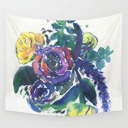 Feeling Violet Wall Tapestry