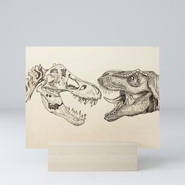 Screech Mini Art Print