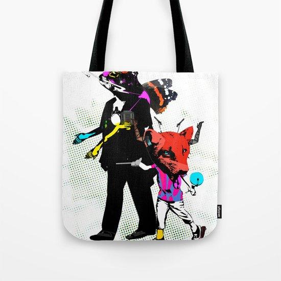 Fabulous Creatures Tote Bag