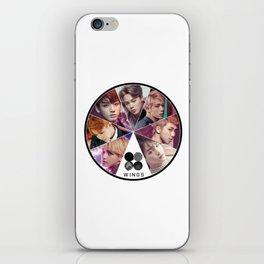 BTS Wings iPhone Skin