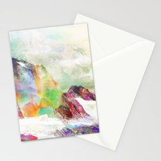 Glitch Mountain Stationery Cards