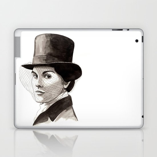 Lady Mary Laptop & iPad Skin