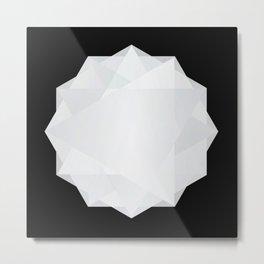 Poly Constellation Metal Print