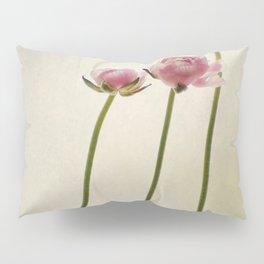 Ranunculus still life Pillow Sham