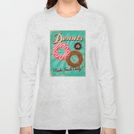 Frtesh Donuts Long Sleeve T-shirt