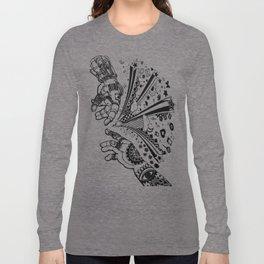 Creation of human Long Sleeve T-shirt
