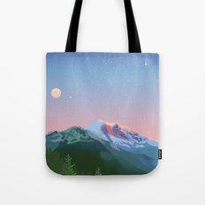 Tahoma Tote Bag