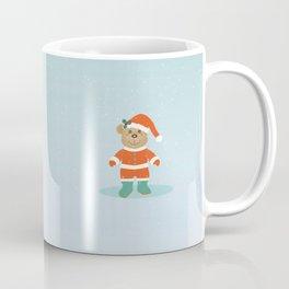 AFE Winter Teddy Bear Coffee Mug