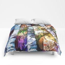 Aspen Trees Comforters