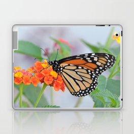 The Monarch Has An Angle Laptop & iPad Skin