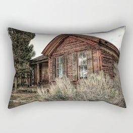Forgotten House Rectangular Pillow