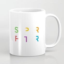SPRFTR Original 6-Color Coffee Mug