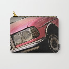 Pink Benz Carry-All Pouch
