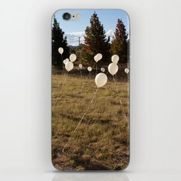 Archimedes' Field Reloaded no.1 iPhone Skin