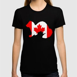 Ferret Canada T-shirt