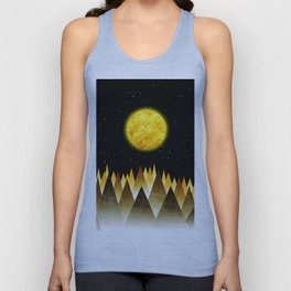 Golden Moon GX Unisex Tank Top