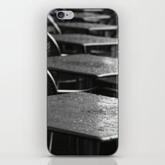 Chrome Puddles iPhone & iPod Skin