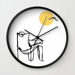 La Vida Loca Wall Clock