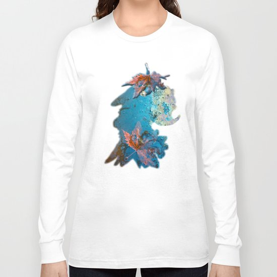 Leaf in my Pond Long Sleeve T-shirt