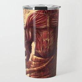 BabYlonian Demon Anatomy Travel Mug