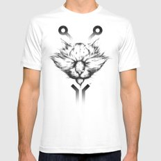 The Kron (Legacy) MEDIUM Mens Fitted Tee White