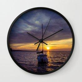 Victoria Harbor, Ontario Wall Clock
