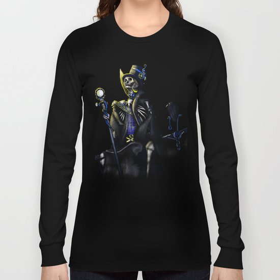 His Majesty Long Sleeve T-shirt