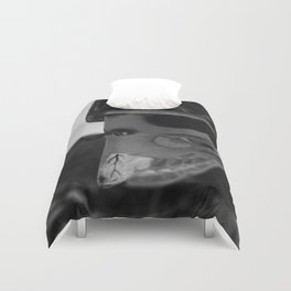 Anatomy Lessons Duvet Cover