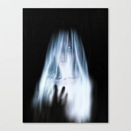She, Eidolon Canvas Print