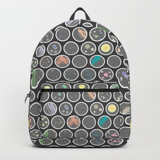 Petri Dish Backpack