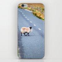irish iPhone & iPod Skins featuring Irish Sheep  by GF Fine Art Photography