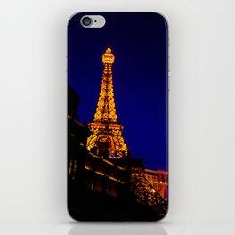 Paris, Las Vegas iPhone Skin