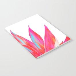 Sunny Agave Fringe Illustration Notebook