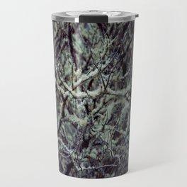 Green Lichen Travel Mug
