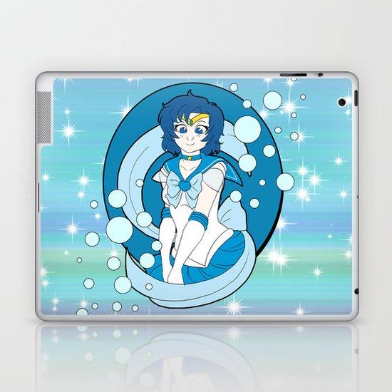 Sailor Mercury Laptop & iPad Skin