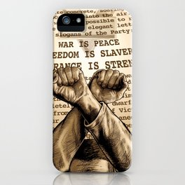Big Brother Insoc iPhone Case