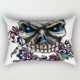 Blue Jimmy Rectangular Pillow