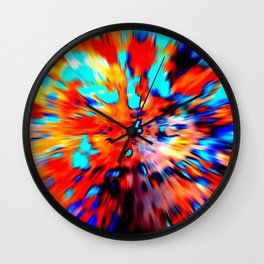 Splash 020 Wall Clock
