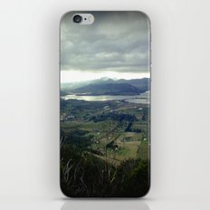Tasmania's rural & mountainscape Scenery iPhone & iPod Skin