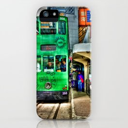 Ding Ding Cable Car iPhone Case